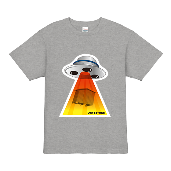 UFO T-SHIRT GY